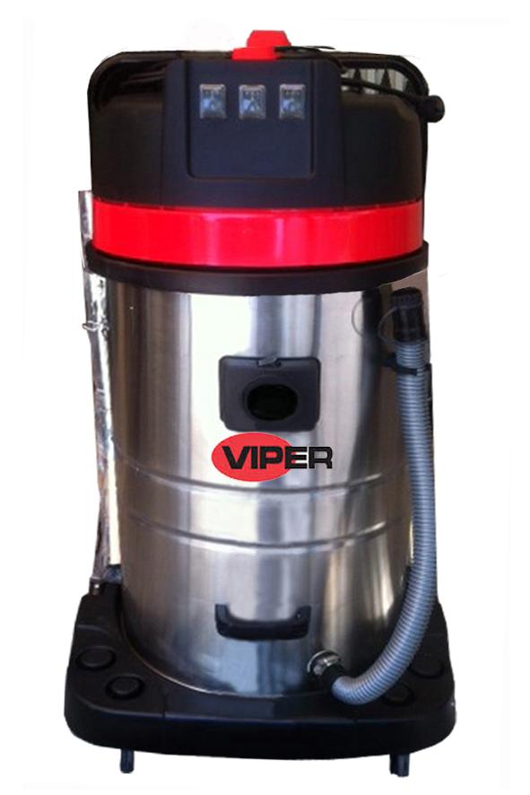 Máy hút bụi Nước hút thảm công nghiệp Viper Model: LSU 375-EU